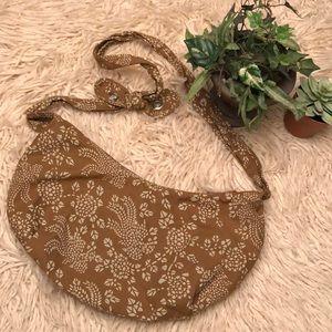 "Handbags - Fabric ""festival"" crossbody bag"